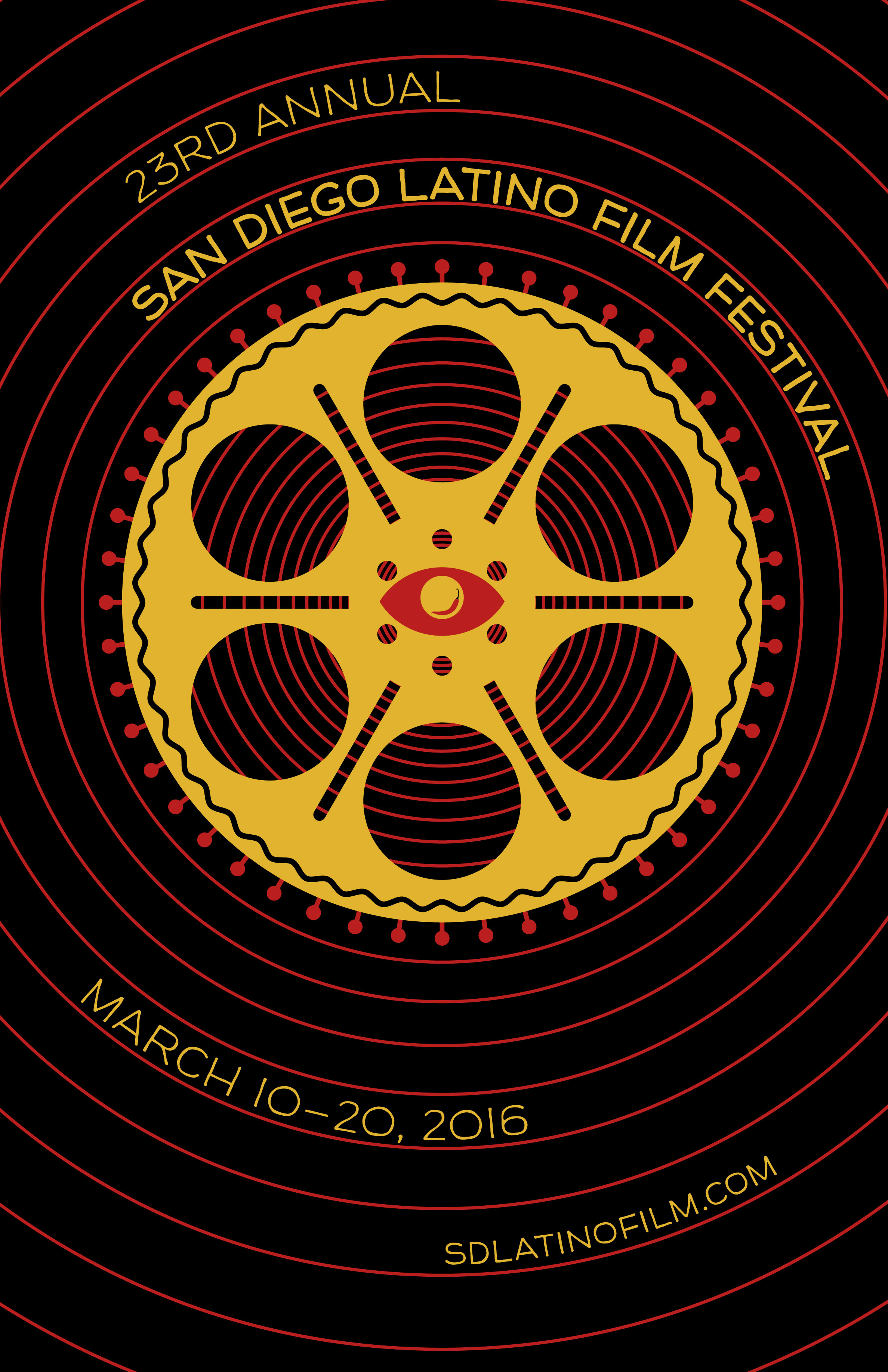 Kolja van Boekel Latino Film Festival Hypnotic_Circle